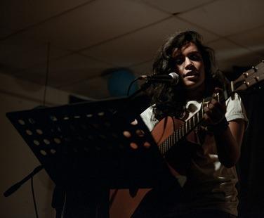 KUALA LUMPUR: An intimate Singer-Songwriter showcase at Merdekarya.  - Photo by Darshen Chellaiah of DC Shots