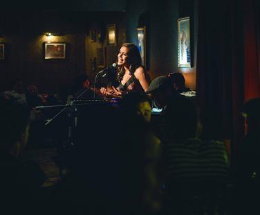 KUALA LUMPUR: Featured Artist at Ril's Bar, Bangsar.  - Photo by Al Ibrahim