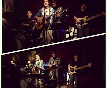 KUALA LUMPUR: Featured Artist at Ril's Bar, Bangsar.