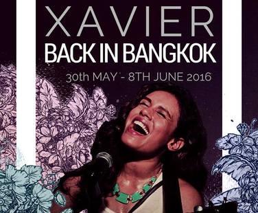 BANGKOK: #PrisXavierMusicTour 2016