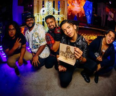 Tiger Jams media launch